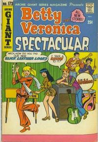 Cover Thumbnail for Archie Giant Series Magazine (Archie, 1954 series) #173