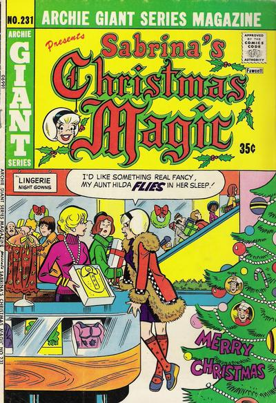 Cover for Archie Giant Series Magazine (Archie, 1954 series) #231