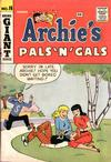 Cover for Archie's Pals 'n' Gals (Archie, 1952 series) #16