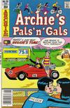 Cover for Archie's Pals 'n' Gals (Archie, 1952 series) #125