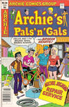 Cover for Archie's Pals 'n' Gals (Archie, 1952 series) #136