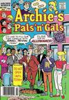 Cover for Archie's Pals 'n' Gals (Archie, 1952 series) #198