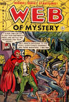Cover for Web of Mystery (Ace Magazines, 1951 series) #13