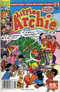 Cover Thumbnail for Archie Giant Series Magazine (Archie, 1954 series) #581