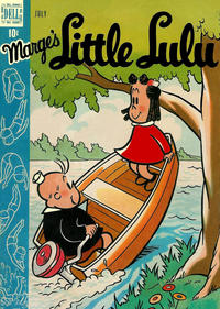 Cover Thumbnail for Marge's Little Lulu (Dell, 1948 series) #13