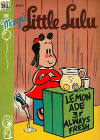 Cover Thumbnail for Marge's Little Lulu (Dell, 1948 series) #14
