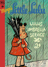 Cover for Marge's Little Lulu (Dell, 1948 series) #22