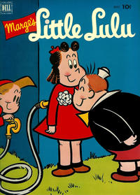 Cover Thumbnail for Marge's Little Lulu (Dell, 1948 series) #47