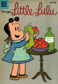Cover Thumbnail for Marge's Little Lulu (Dell, 1948 series) #141