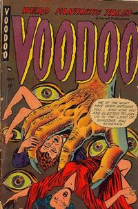Cover Thumbnail for Voodoo (Farrell, 1952 series) #10