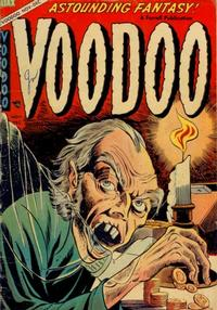 Cover Thumbnail for Voodoo (Farrell, 1952 series) #18