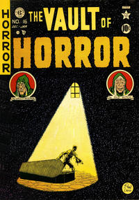 Cover Thumbnail for Vault of Horror (EC, 1950 series) #16