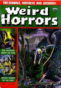 Cover Thumbnail for Weird Horrors (St. John, 1952 series) #4