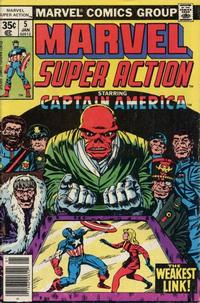Cover Thumbnail for Marvel Super Action (Marvel, 1977 series) #5