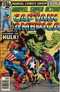 Cover Thumbnail for Marvel Super Action (Marvel, 1977 series) #12