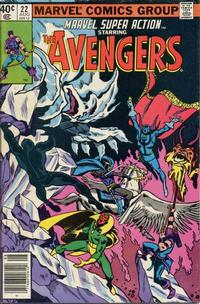 Cover Thumbnail for Marvel Super Action (Marvel, 1977 series) #22