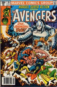 Cover Thumbnail for Marvel Super Action (Marvel, 1977 series) #28