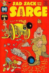 Cover Thumbnail for Sad Sack and the Sarge (Harvey, 1957 series) #27