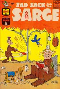 Cover Thumbnail for Sad Sack and the Sarge (Harvey, 1957 series) #28