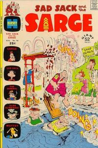 Cover Thumbnail for Sad Sack and the Sarge (Harvey, 1957 series) #96