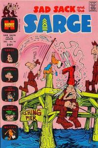 Cover Thumbnail for Sad Sack and the Sarge (Harvey, 1957 series) #98