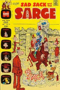 Cover Thumbnail for Sad Sack and the Sarge (Harvey, 1957 series) #99