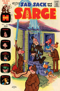 Cover Thumbnail for Sad Sack and the Sarge (Harvey, 1957 series) #103