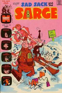 Cover Thumbnail for Sad Sack and the Sarge (Harvey, 1957 series) #106