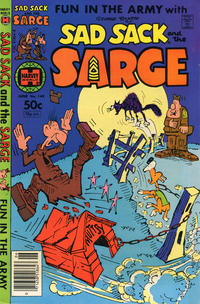 Cover Thumbnail for Sad Sack and the Sarge (Harvey, 1957 series) #149