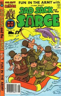 Cover Thumbnail for Sad Sack and the Sarge (Harvey, 1957 series) #150