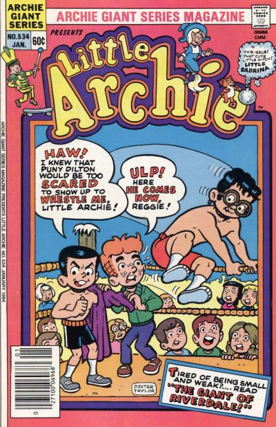 Cover for Archie Giant Series Magazine (Archie, 1954 series) #534