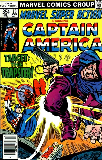 Cover for Marvel Super Action (Marvel, 1977 series) #10