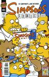 Cover for Simpsons Comics (Bongo, 1993 series) #85