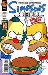 Cover for Simpsons Comics (Bongo, 1993 series) #92