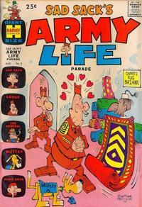 Cover Thumbnail for Sad Sack's Army Life Parade (Harvey, 1963 series) #8