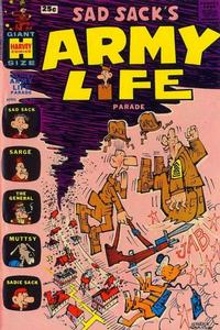 Cover Thumbnail for Sad Sack&#39;s Army Life Parade (Harvey, 1963 series) #24