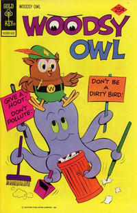 Cover Thumbnail for Woodsy Owl (Western, 1973 series) #6