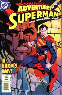 Cover Thumbnail for Adventures of Superman (DC, 1987 series) #637