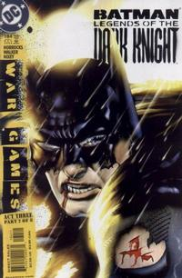 Cover Thumbnail for Batman: Legends of the Dark Knight (DC, 1992 series) #184
