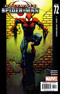 Cover Thumbnail for Ultimate Spider-Man (Marvel, 2000 series) #72