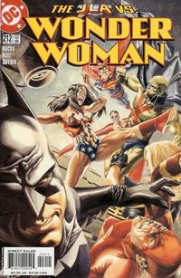 Cover for Wonder Woman (DC, 1987 series) #212