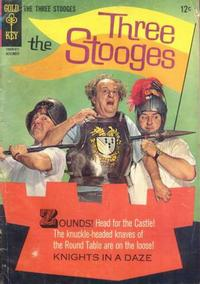 Cover Thumbnail for The Three Stooges (Western, 1962 series) #31