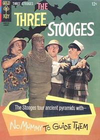 Cover Thumbnail for The Three Stooges (Western, 1962 series) #32