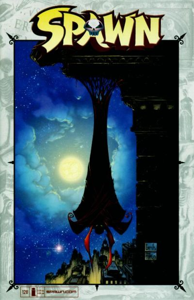 Cover for Spawn (Image, 1992 series) #128