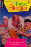 Cover for The Three Stooges (Western, 1962 series) #53 [Gold Key]