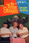 Cover for The Three Stooges (Western, 1962 series) #54 [Gold Key]