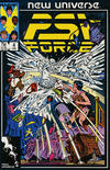 Cover for Psi-Force (Marvel, 1986 series) #4 [direct]