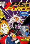 Cover for Psi-Force (Marvel, 1986 series) #20