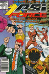Cover for Psi-Force (Marvel, 1986 series) #31