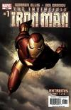Cover for Iron Man (Marvel, 2005 series) #1